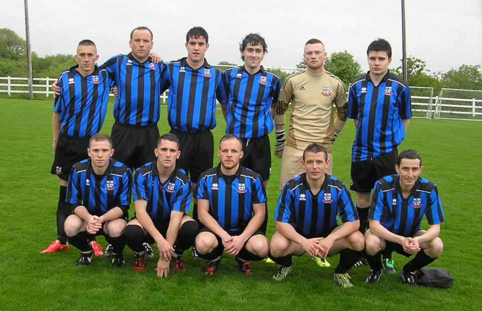 Bridge Utd Clare Cup Finalists. Picture: Oliver Fitzpatrick