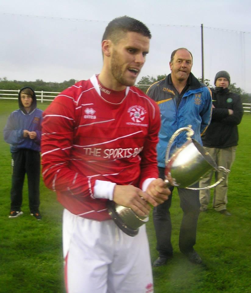 Newmarket Celtic captain, Eoin O'Brien. Picture: Oliver Fitzpatrick