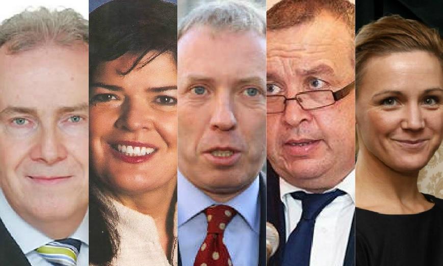 Clare's Fianna Fail general election 2016 hopefuls