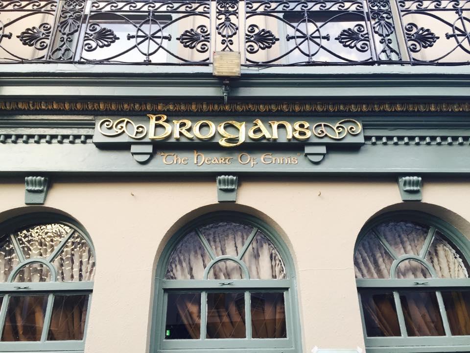 Brogans