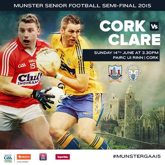 Clare v Cork