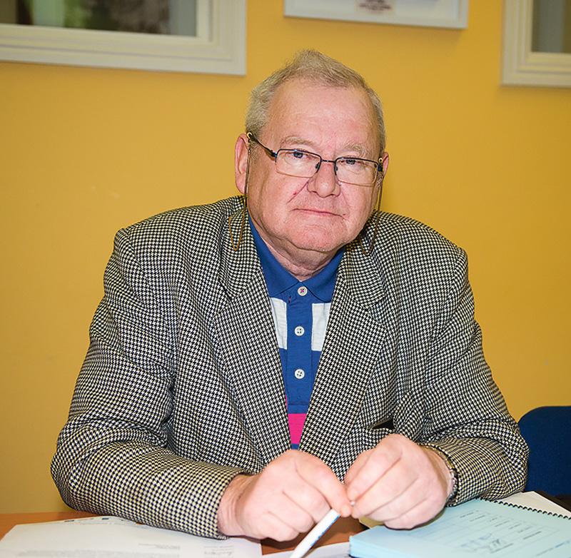 Fianna Fáil Cllr Pat McMahon