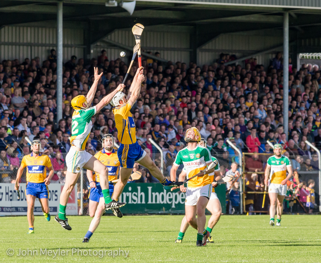 Clare Hurlers v Offaly 4-7-15-14