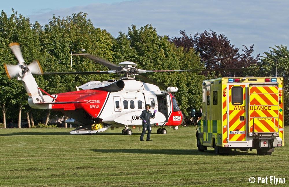 Rescue 115 Ennis EAS
