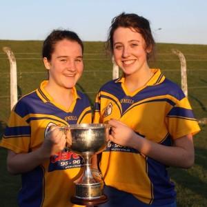 Roisin Begley & Laura Foley
