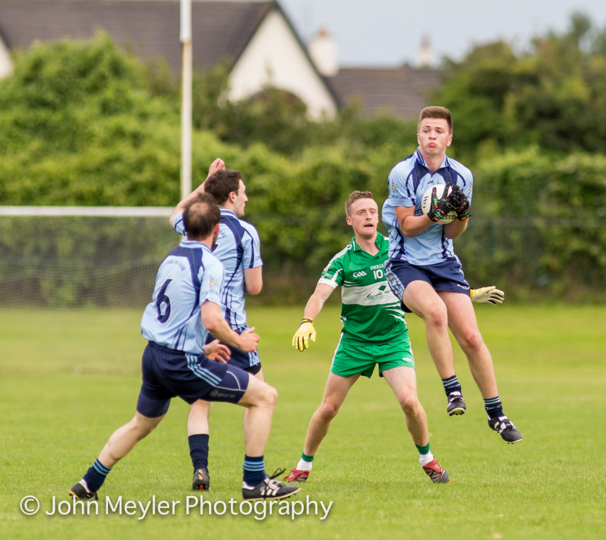 Cooraclare will be among the clubs targeting a semi-final spot. Picture: John Meyler.