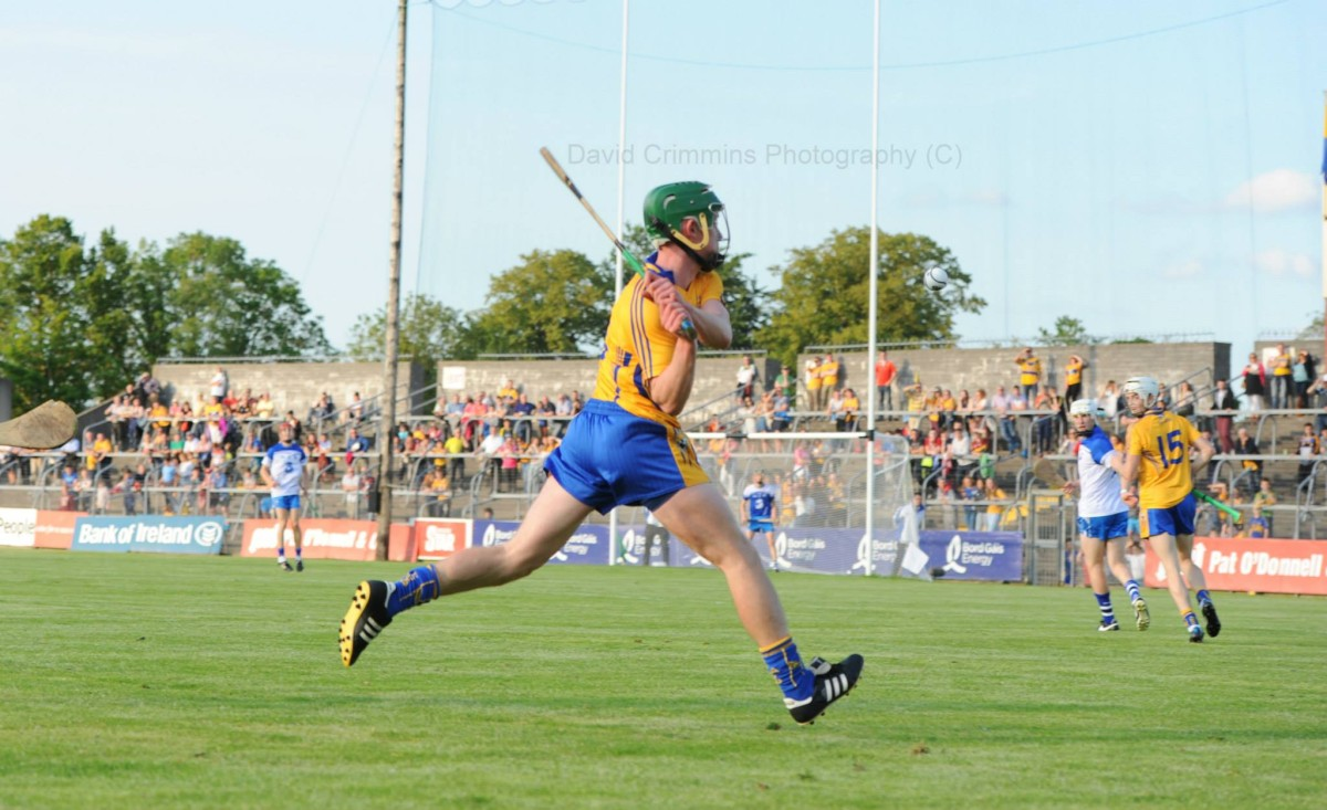 David Conroy is one of the eight Clare nominees. Picture: David Crimmins