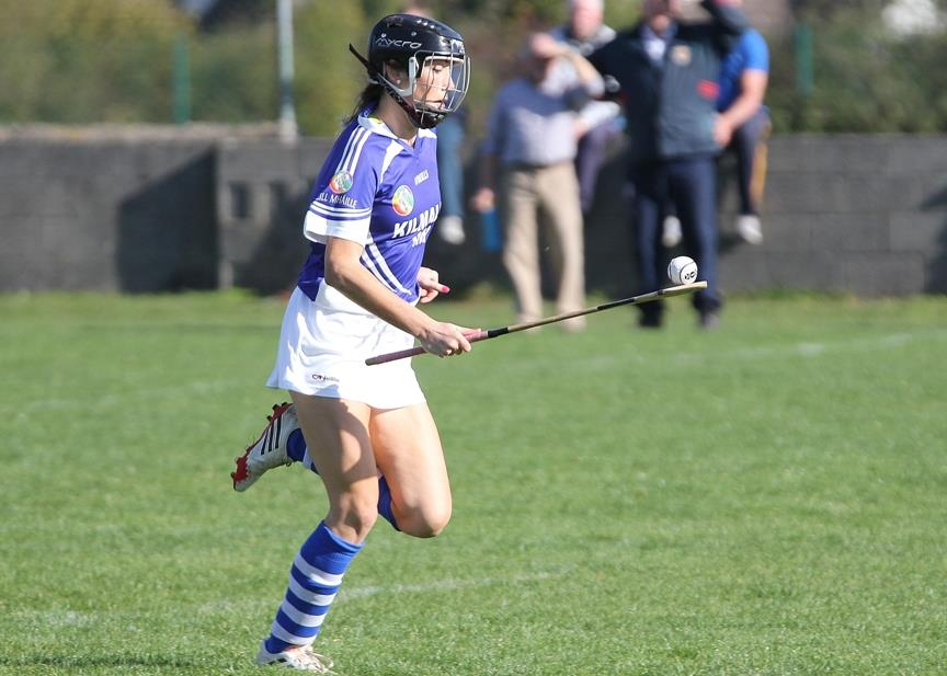 Eimear Considine will be a big loss for Kilmaley in this year's Championship. Picture: BurrenEye Photography