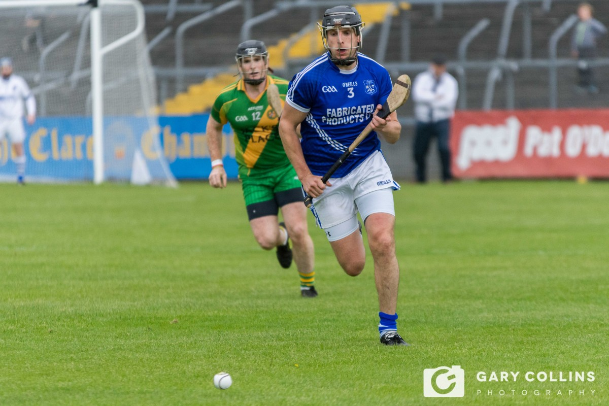 Cratloe's Michael Hawes. Pic: Gary Collins
