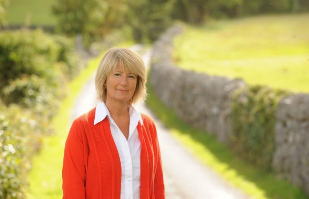 Mary Hawkes Greene, President and CEO of Burren College of Art