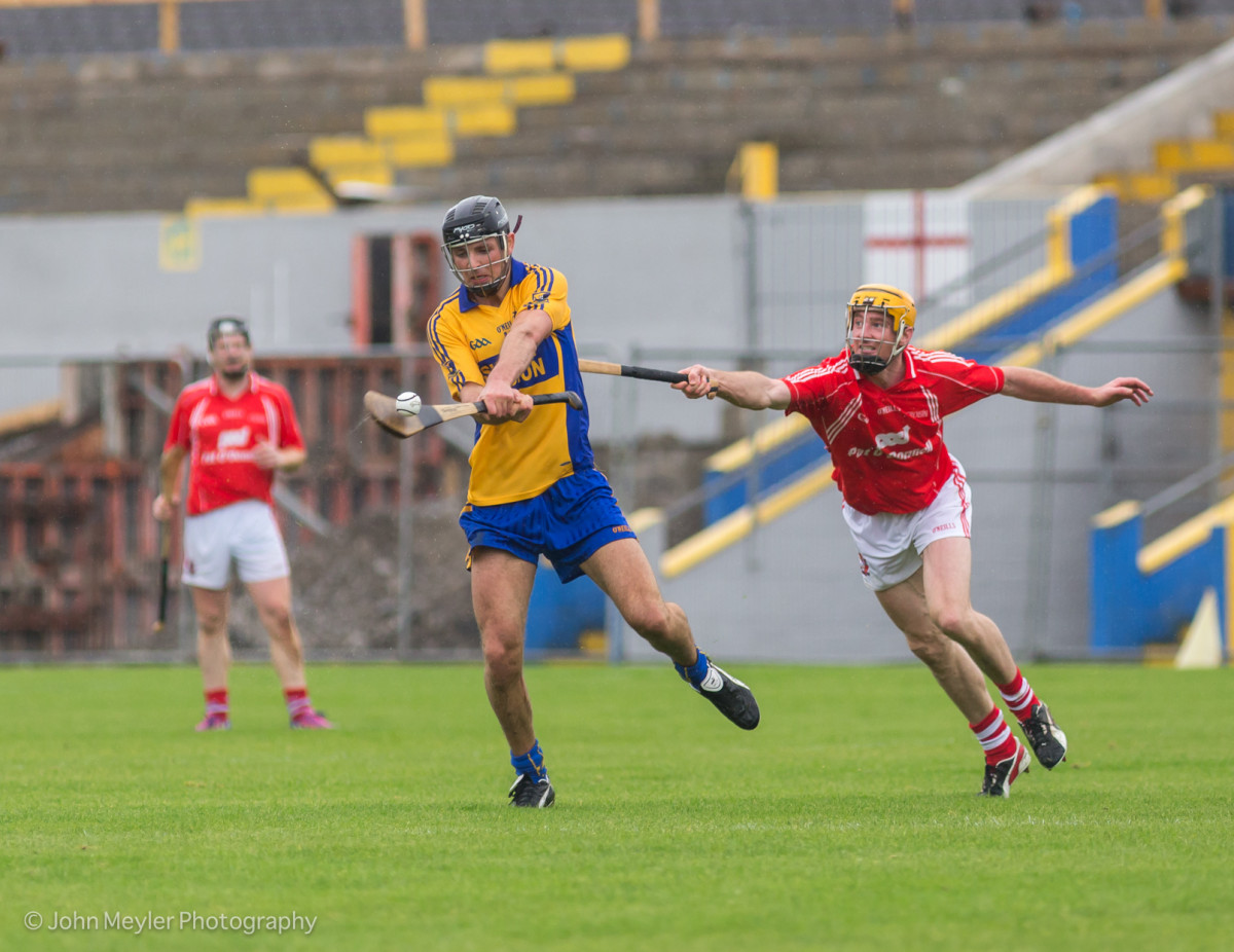 Cathal Malone has added a new dimension to the Sixmilebridge attack. Picture: John Meyler