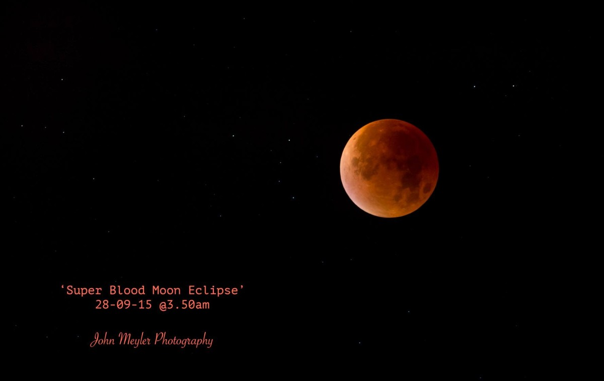 blood moon eclipse ireland - photo #12