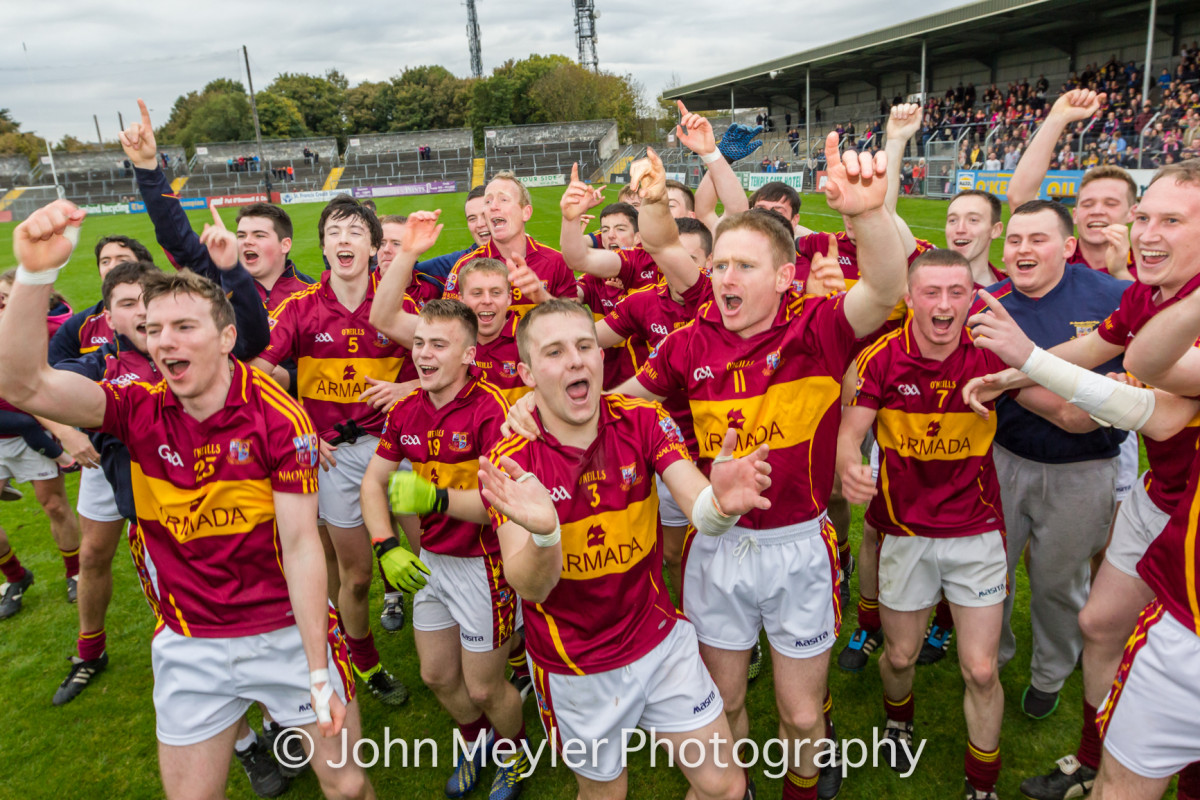 Champions Miltown face Clondegad in the quarter-finals. Pic: John Meyler