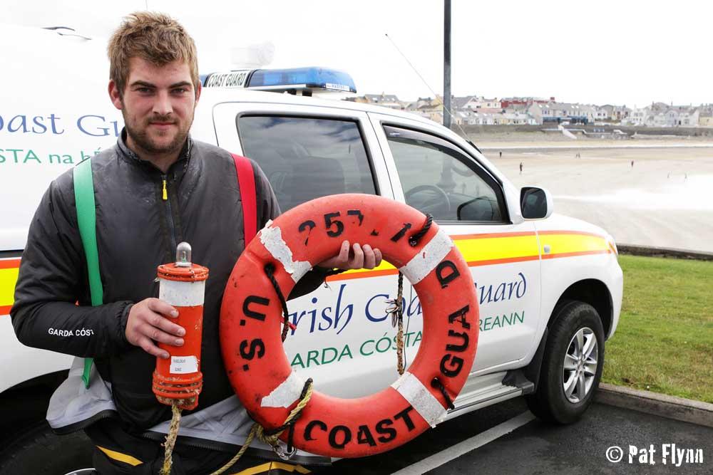 US Coast Guard Life ring