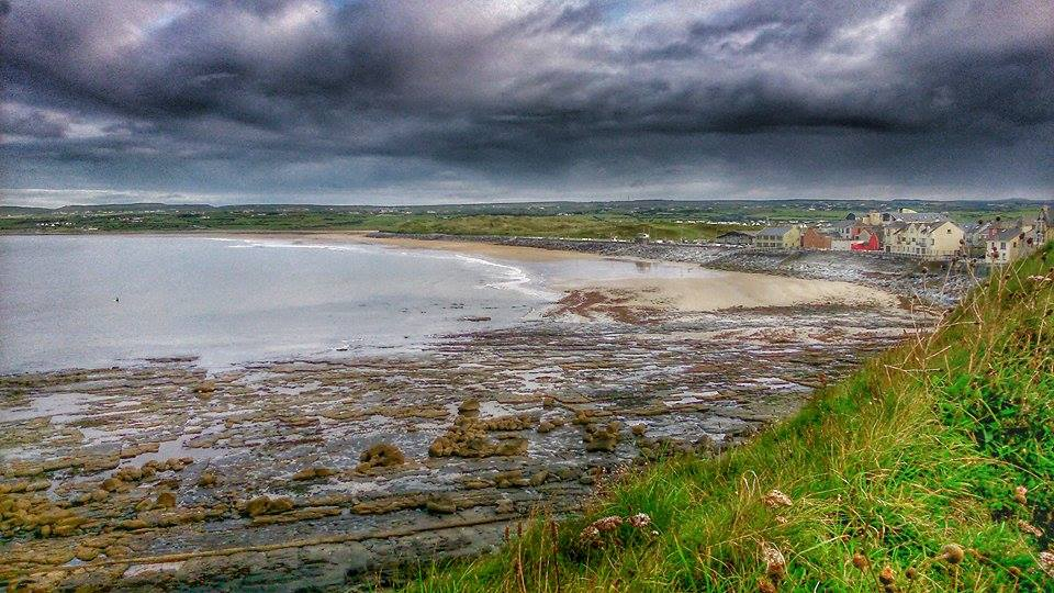 Lahinch, County Clare. Pic Michael Haugh