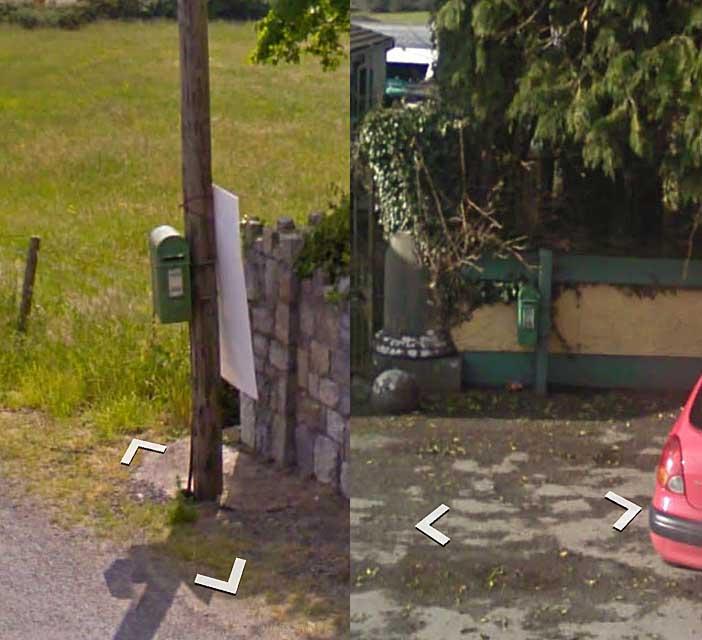 Stolen Post Boxes
