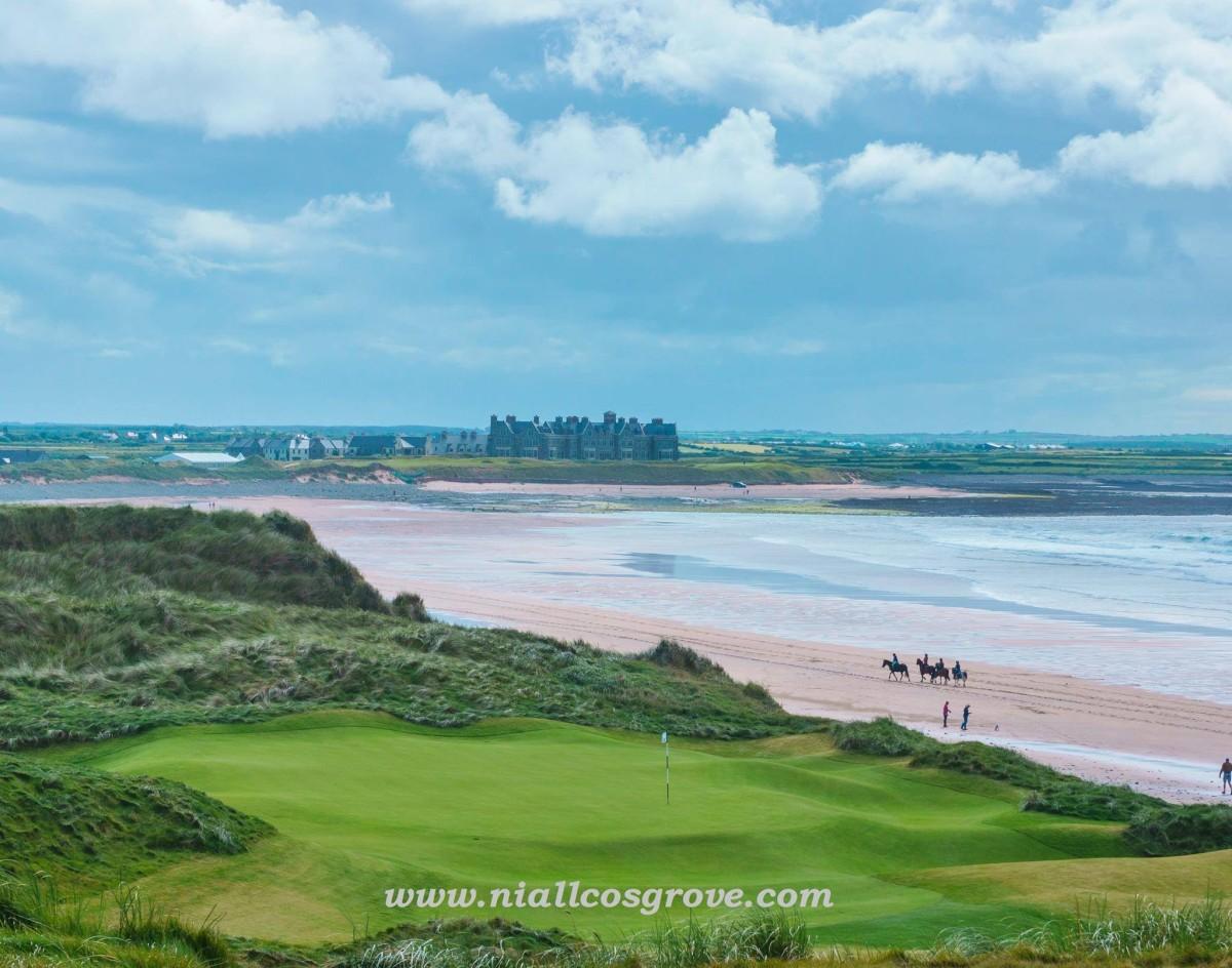 Doonbeg Golf Club. Pic Niall Cosgrove Landscape photography
