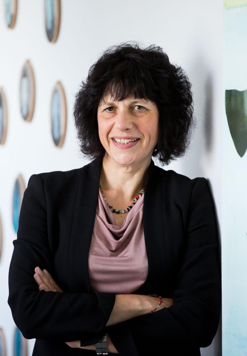 President of LIT, Dr. Maria Hinfelaar
