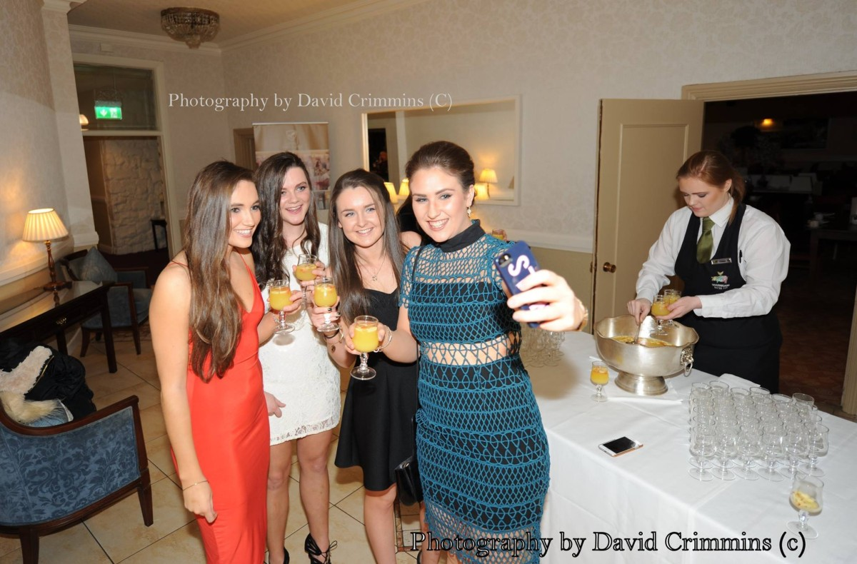 Rachel Mulcaire, Laura McMahon, Brid Enright & Aislinn Keogh. Picture: David Crimmins