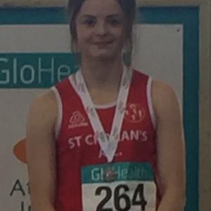 St Cronan A.C's Kate Taylor