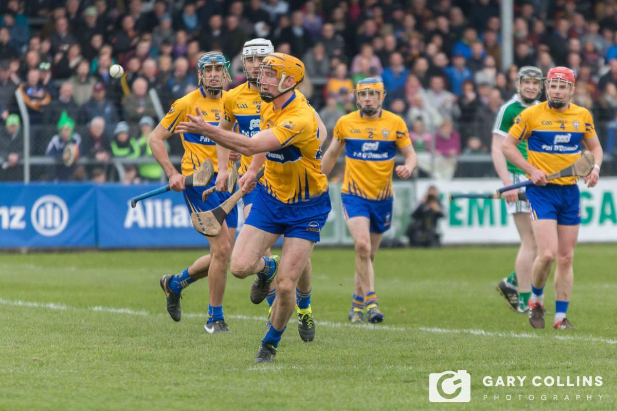 Clare's Cian Dillon. Pic: Gary Collins