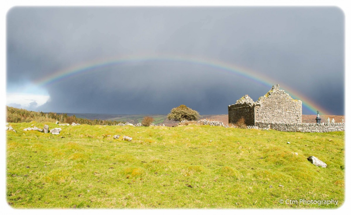The Burren. Pic John Moylan