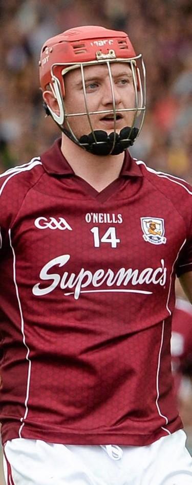 Galway hurler Joe Canning