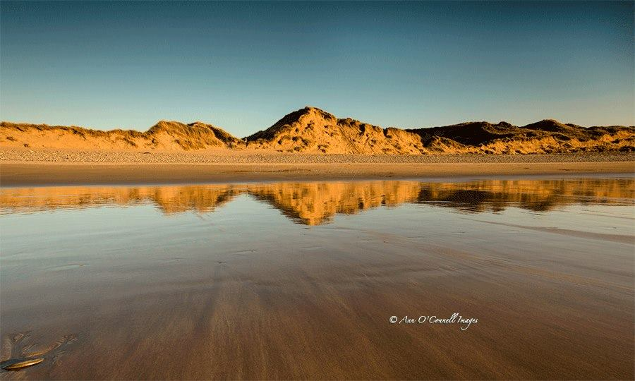 The dunes at Doughmore, Doonbeg. Pic Ann O'Connell Images