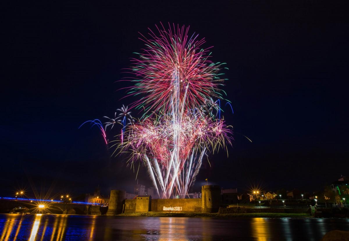 RiverFest Fireworks SC 01