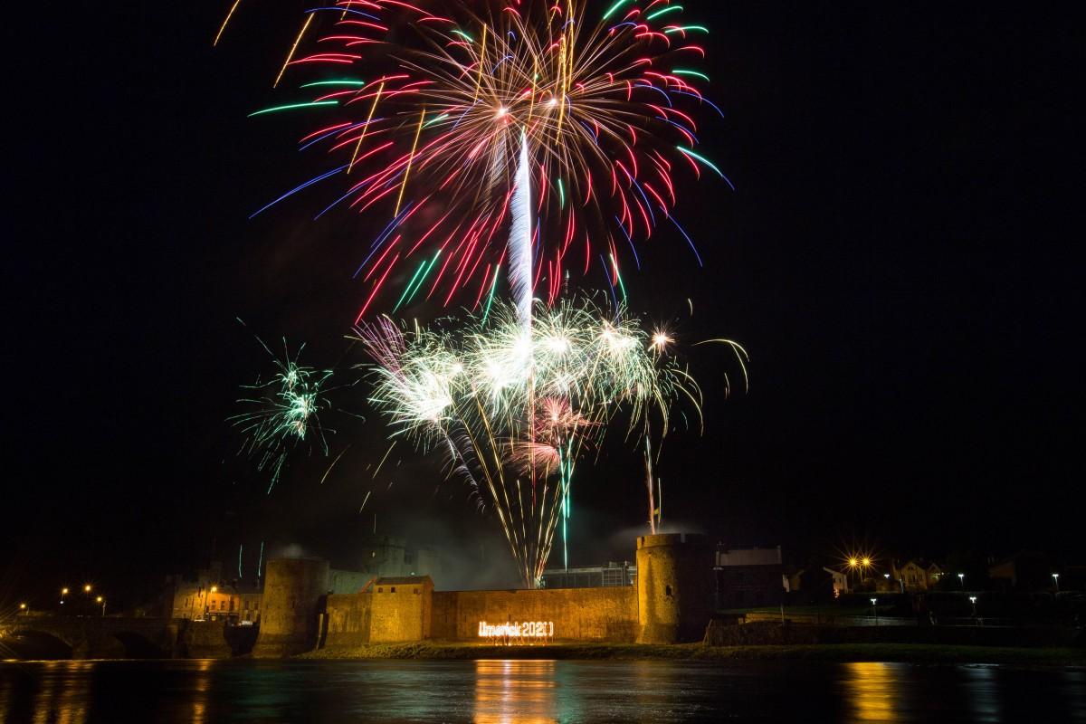 RiverFest Fireworks SC 08