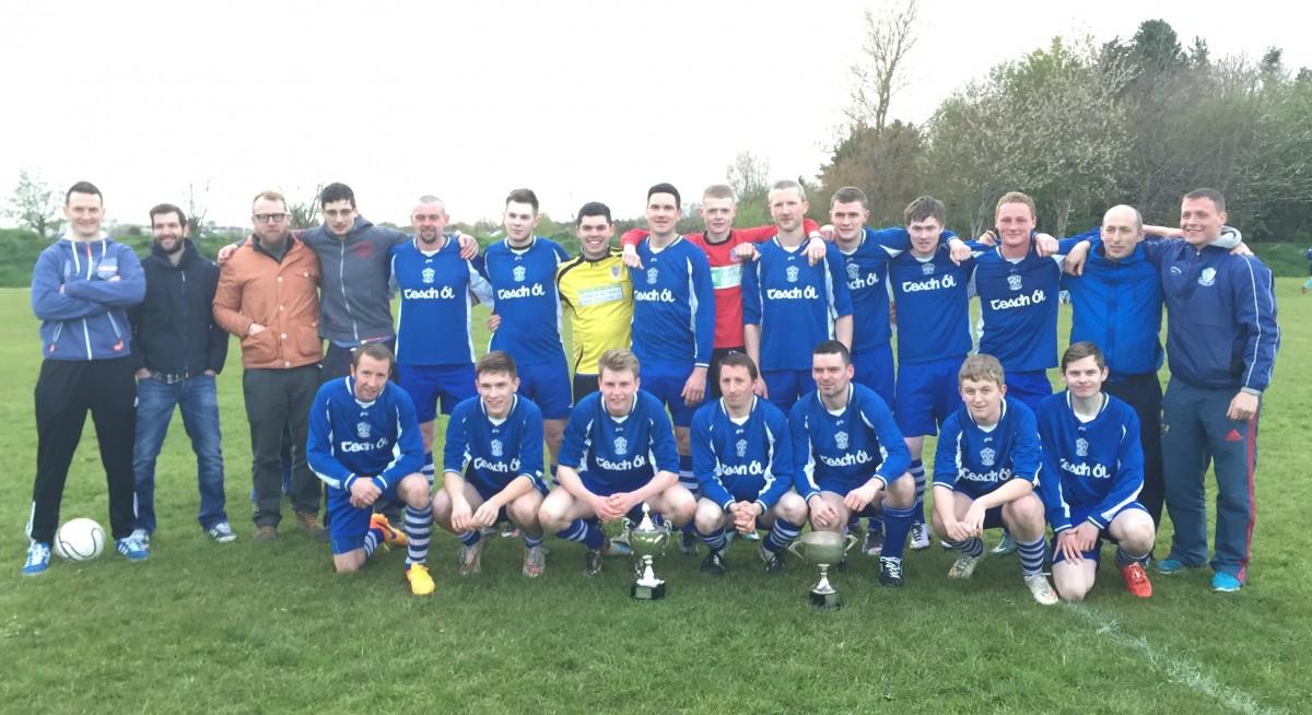 Tulla Utd B Third Division Champions