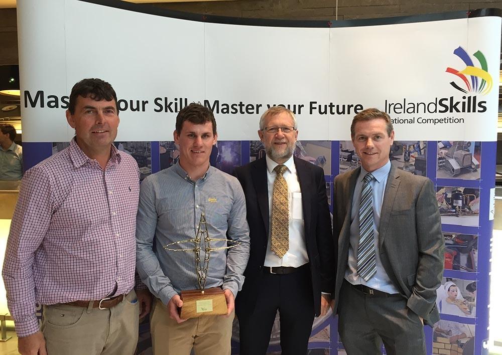 AAG IrelandSkills Award 2016
