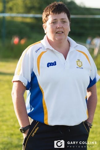 Clare Senior Camogie manager, Trish O'Grady. Pic: Gary Collins