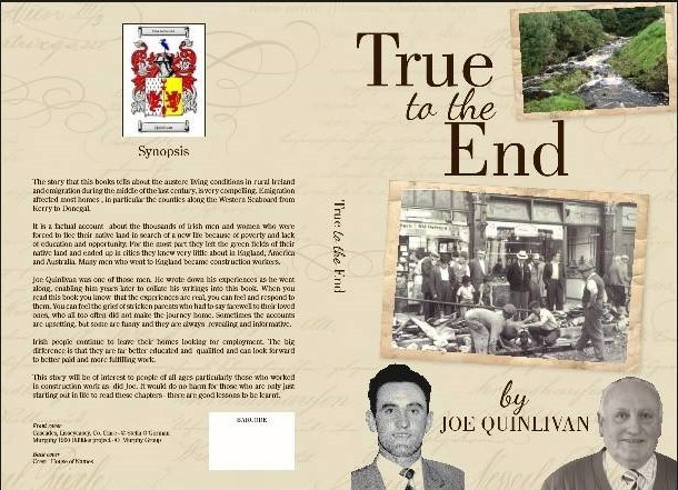 true to the end book