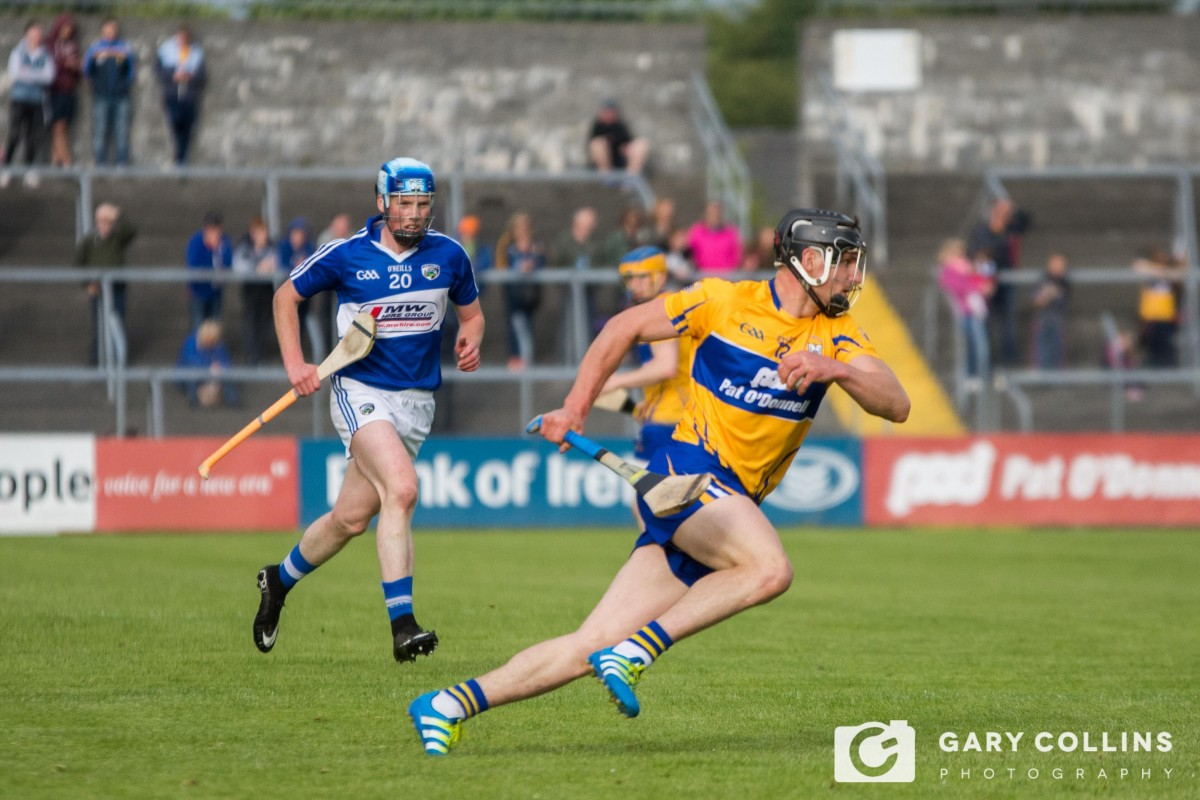 John Conlon is named in the Clare full-forward line. Pic: Gary Collins