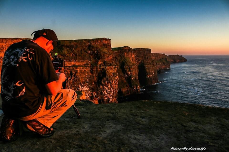 The Cliffs of Moher. Pic: Martin Molloy