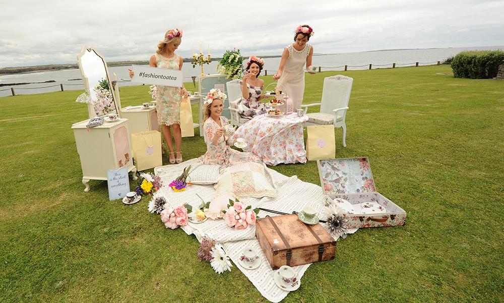 Fashion to a Tea no 38
