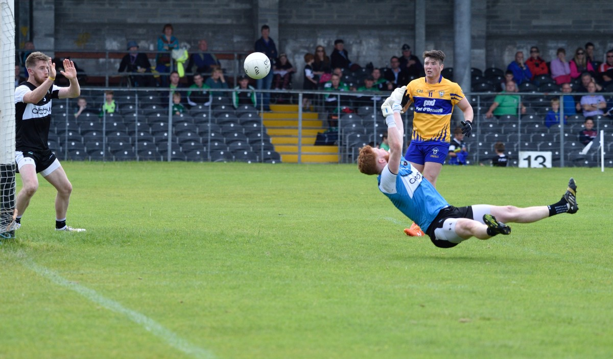 Keelan Sexton returns to the Clare team. Pic: Martin Connolly