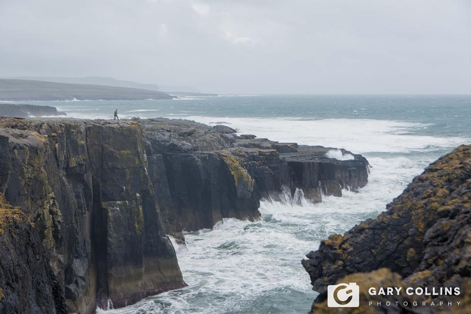 Fanore coastline. Pic: Gary Collins