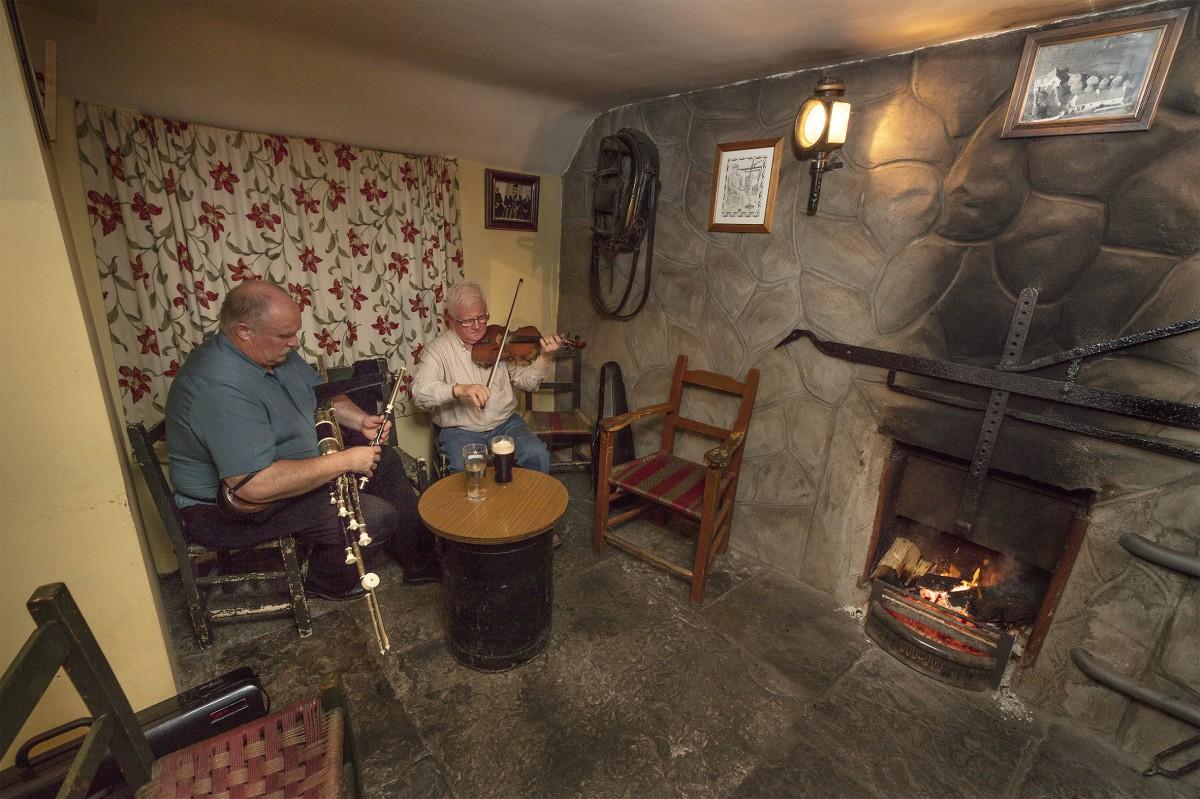 McCarthy's Bar a regular haunt of Garrett Barry. Pic: Ben Howard