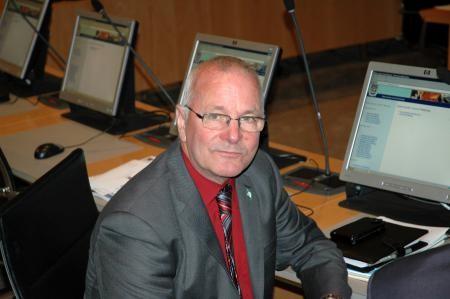 Cllr Mike McKee