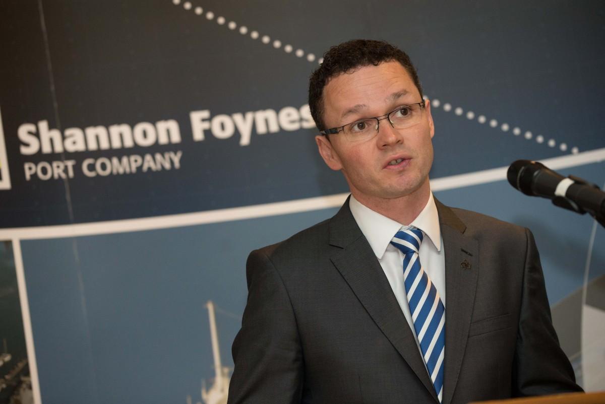 Patrick O'Donovan. Pic: Cathal Noonan (TrueMedia)