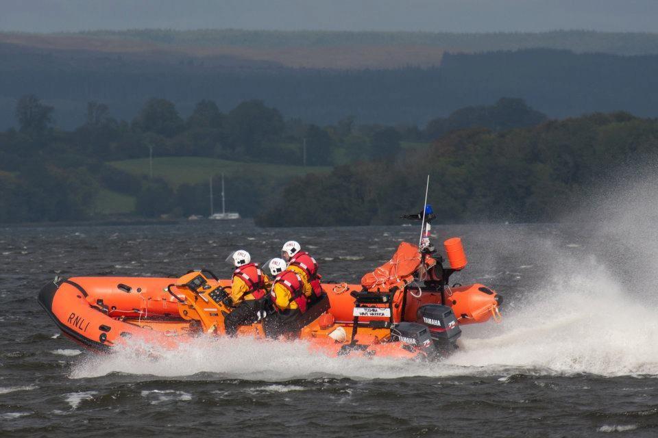 Photo: Lough Derg RNLI