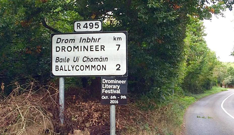 dromineer-literary