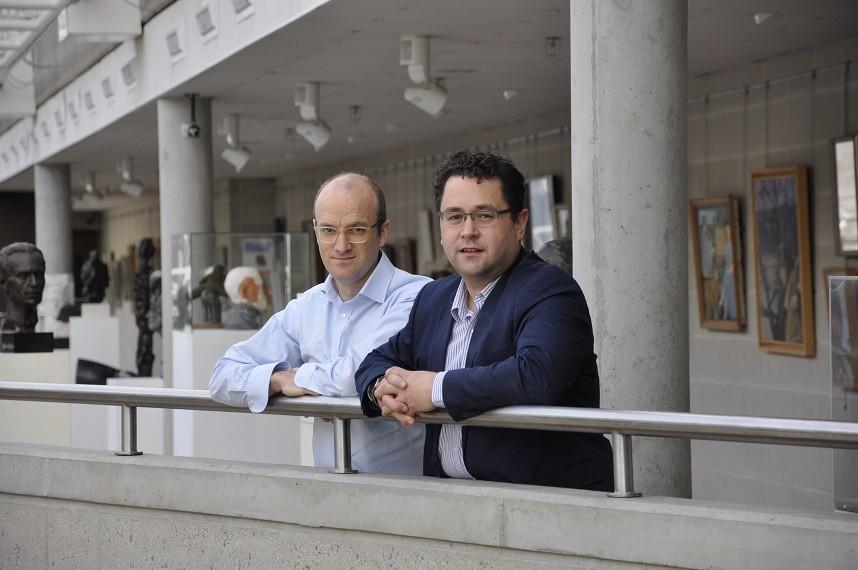 Dr Adam de Eyto & Dr Leonard O'Sullivan