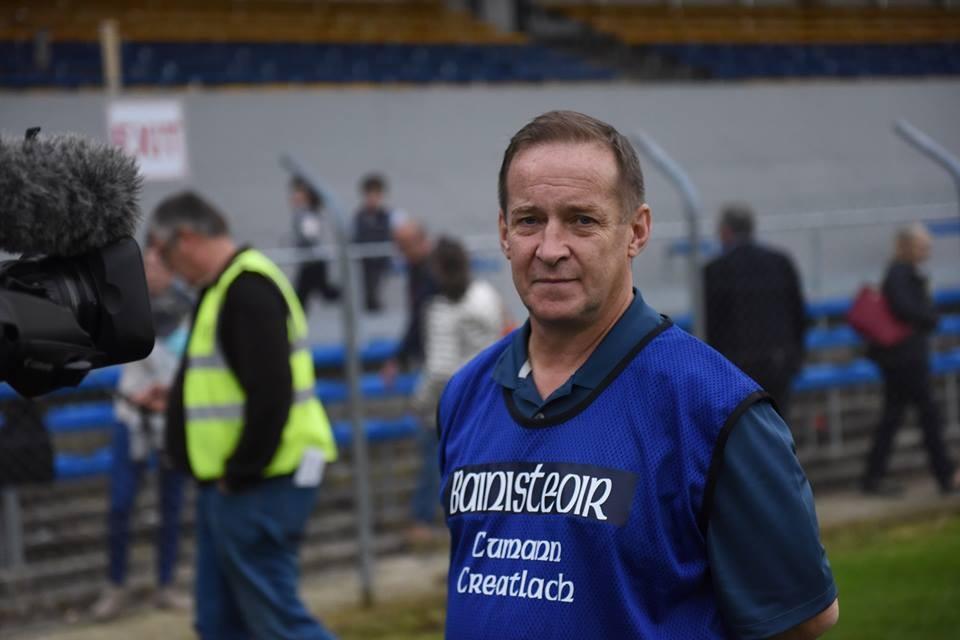 Colm Collins. Pic: Martin Connolly