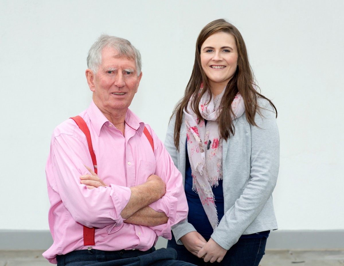 John Flanagan and Elle Marie O'Dwyer will facilitate the Youth Trad Singing Circle sessions