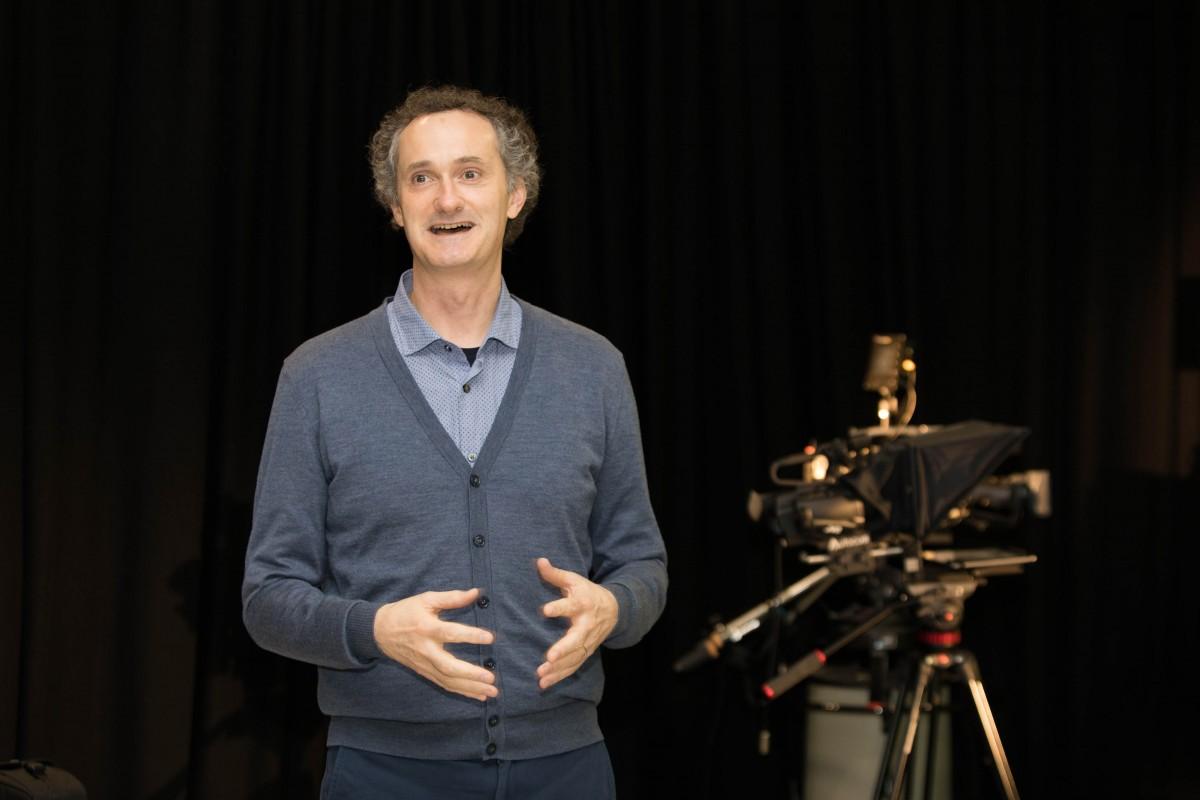 Tadhg Ó hIfearnáin . Pic: Sean Curtin (True Media)