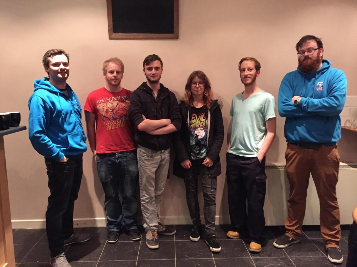 David Naughton, David Fenniman, Kevin Dormer, Kat Urbikaite, Benedict Wyatt, Mike Gavin.