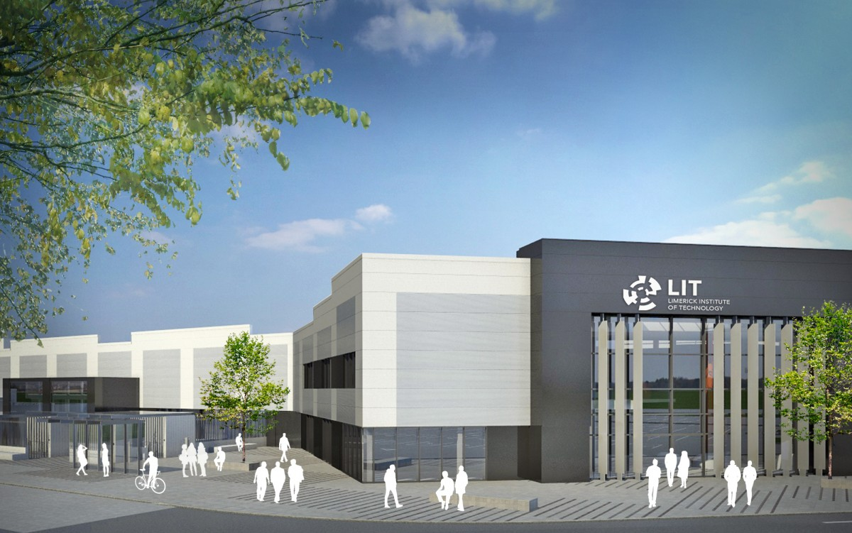 Visual Render of LIT's new campus